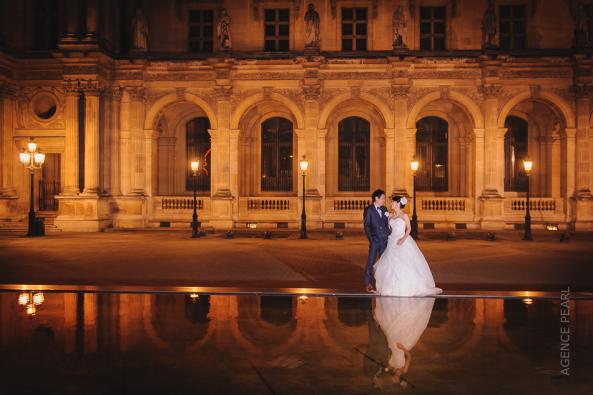Faites appel à l'Agence Pearl si vous avez besoin d'un photographe mariage
