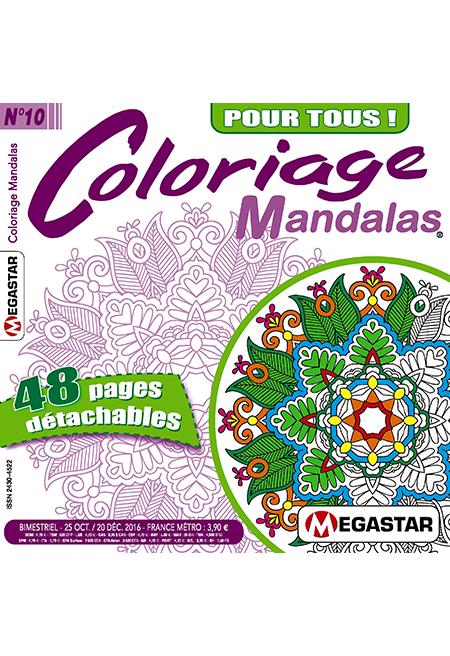 le coloriage de mandala vous détend et vous apaise