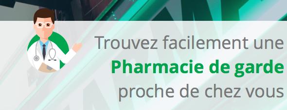 trouvez une pharmacie de nuit sur le-guide-sante.com