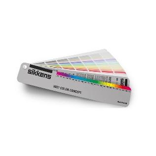 Nuancier couleur - Districolor