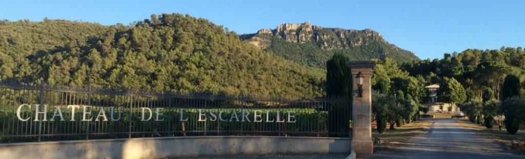 L'Escarelle : blanc, rouge ou rosé de Provence