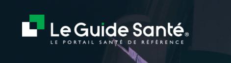 Le Guide Santé : un annuaire simple et rapide