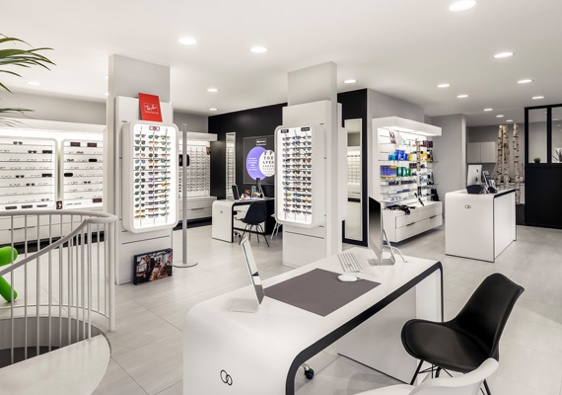 opticien carouge