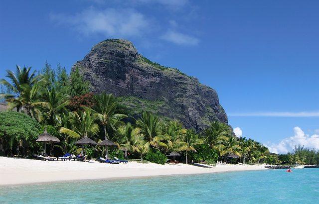 Lemorne à l'île Maurice