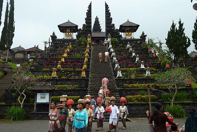 Pura Besakih à Bali