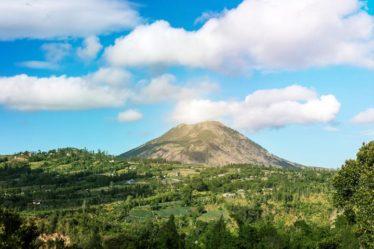 Les sites naturels à voir à Bali