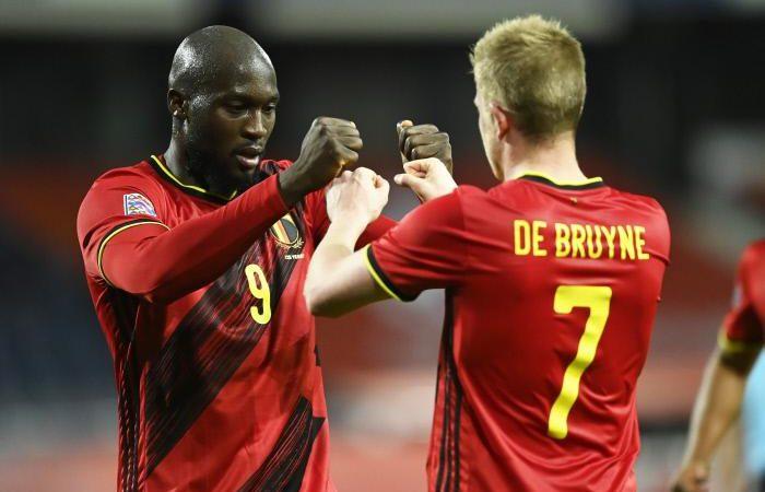 La Belgique, déjà qualifiée pour les 8e de finale de l'Euro 2021
